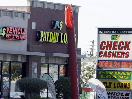 When payday advance loans are taken out by the borrower?